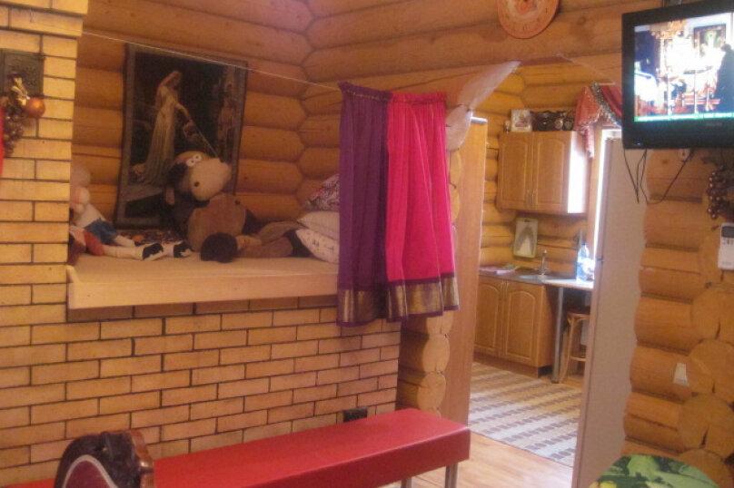 Дом с беседкой Wi-Fi, 130 кв.м. на 13 человек, 5 спален, п. Неприе, 51, Осташков - Фотография 16