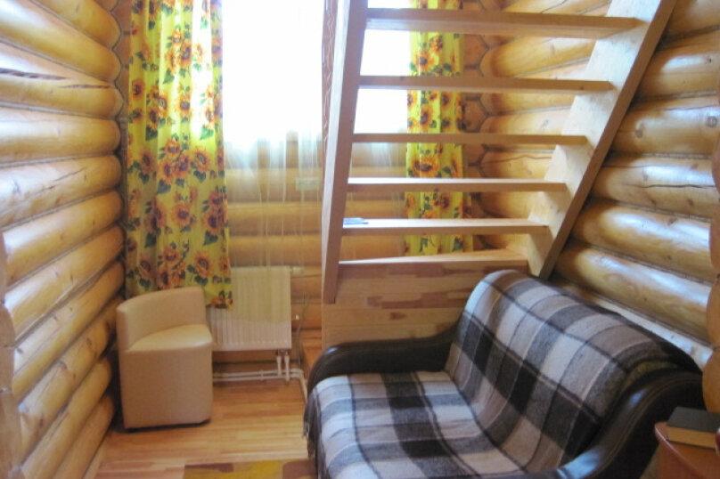 Дом с беседкой Wi-Fi, 130 кв.м. на 13 человек, 5 спален, п. Неприе, 51, Осташков - Фотография 17