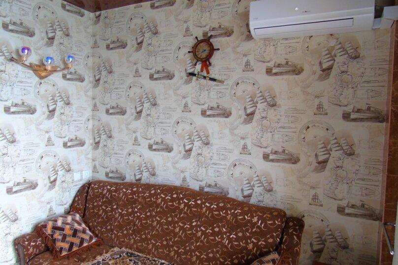 2-комн. квартира, 32 кв.м. на 4 человека, Маратовская улица, 3С, Мисхор - Фотография 9