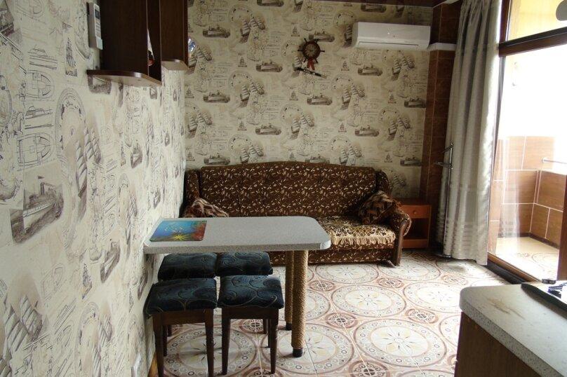 2-комн. квартира, 32 кв.м. на 4 человека, Маратовская улица, 3С, Мисхор - Фотография 14