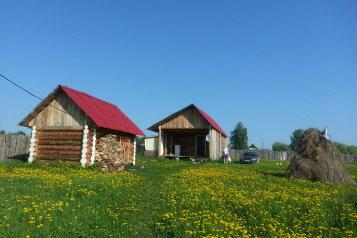 Домик в деревне, 30 кв.м. на 3 человека, 1 спальня, Октябрьская улица, 25 а, Михайловск - Фотография 2