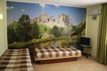 Садовый домик на 6 человек, 2 спальни, Юности, Центр, Новомихайловский - Фотография 3