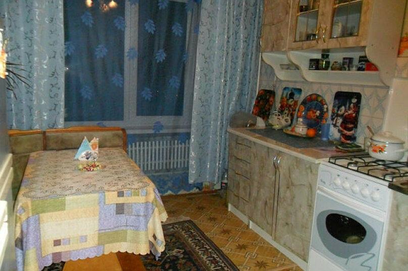 2-комн. квартира, 59 кв.м. на 4 человека, Ясенская улица, 2/2, Ейск - Фотография 10