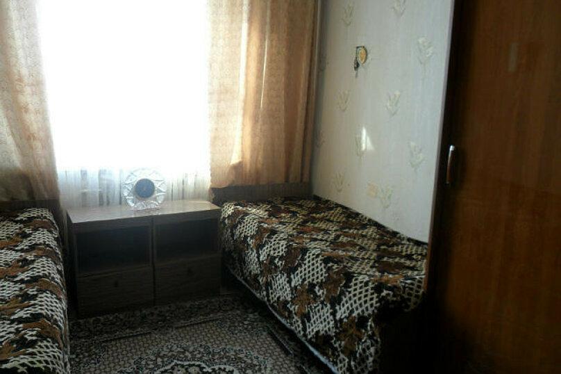 2-комн. квартира, 59 кв.м. на 4 человека, Ясенская улица, 2/2, Ейск - Фотография 14