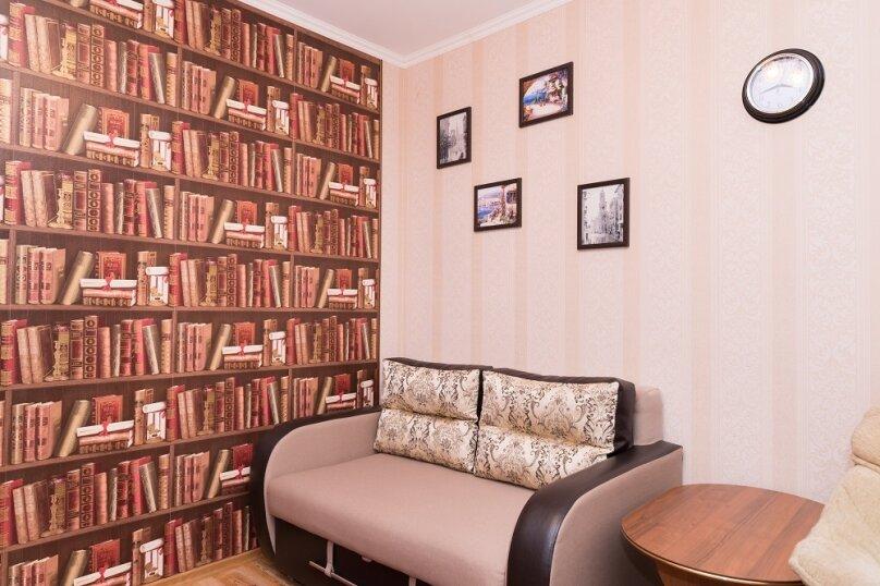 2-комн. квартира, 55 кв.м. на 5 человек, Московская улица, 49, метро Площадь 1905 года, Екатеринбург - Фотография 4