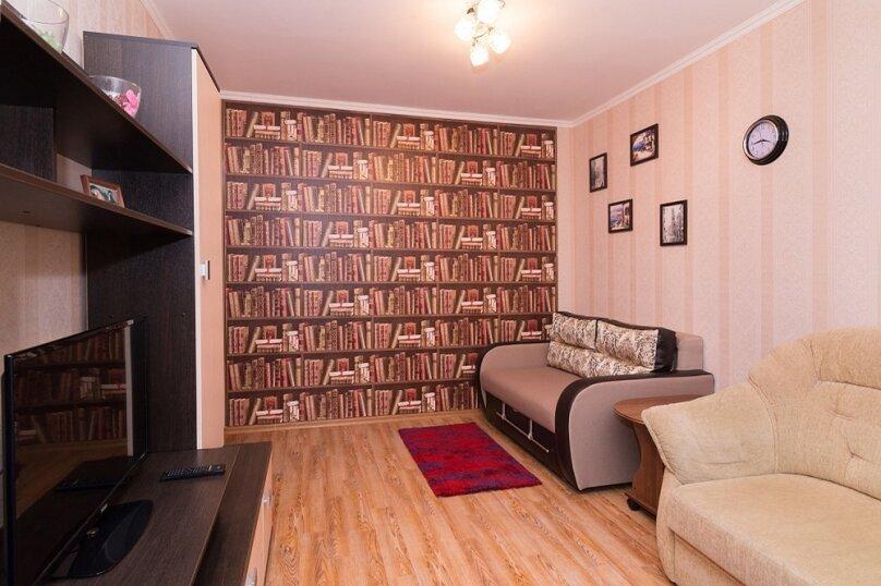 2-комн. квартира, 55 кв.м. на 5 человек, Московская улица, 49, метро Площадь 1905 года, Екатеринбург - Фотография 5