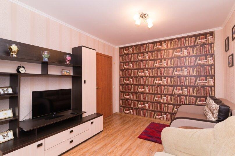 2-комн. квартира, 55 кв.м. на 5 человек, Московская улица, 49, метро Площадь 1905 года, Екатеринбург - Фотография 6