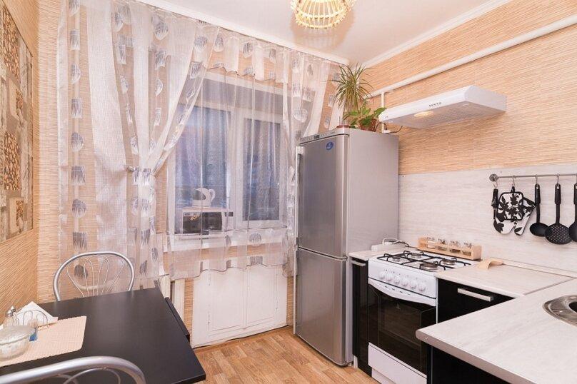 2-комн. квартира, 55 кв.м. на 5 человек, Московская улица, 49, метро Площадь 1905 года, Екатеринбург - Фотография 8