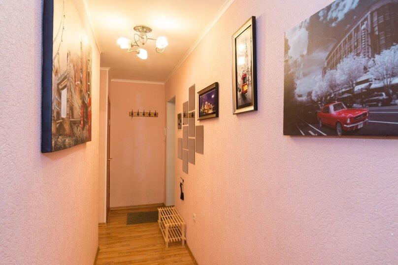 2-комн. квартира, 55 кв.м. на 5 человек, Московская улица, 49, метро Площадь 1905 года, Екатеринбург - Фотография 12