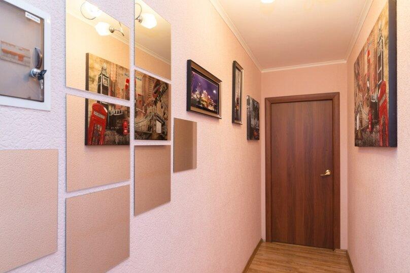 2-комн. квартира, 55 кв.м. на 5 человек, Московская улица, 49, метро Площадь 1905 года, Екатеринбург - Фотография 13