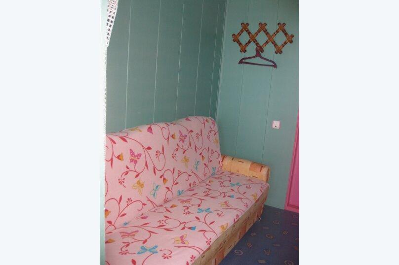 Домик (розовый), 16 кв.м. на 2 человека, 1 спальня, Ленина, 21, Алупка - Фотография 4