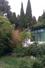 Частный дом, 36 кв.м. на 4 человека, 2 спальни, Западная улица, Алупка - Фотография 1