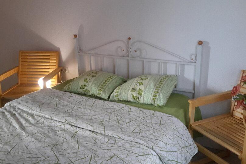 Домик под ключ, 120 кв.м. на 4 человека, 2 спальни, Лиманная улица, 77, Молочное - Фотография 2