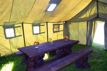 База отдыха, 50 кв.м. на 6 человек, 2 спальни, 11 км. по Сернурскому тракту, д. Юшково, 1, Йошкар-Ола - Фотография 3