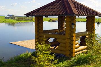 База отдыха, 50 кв.м. на 6 человек, 2 спальни, 11 км. по Сернурскому тракту, д. Юшково, 1, Йошкар-Ола - Фотография 4