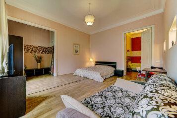 1-комн. квартира, 56 кв.м. на 4 человека, набережная реки Фонтанки, Центральный район, Санкт-Петербург - Фотография 2