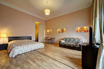 1-комн. квартира, 56 кв.м. на 4 человека, набережная реки Фонтанки, Центральный район, Санкт-Петербург - Фотография 3