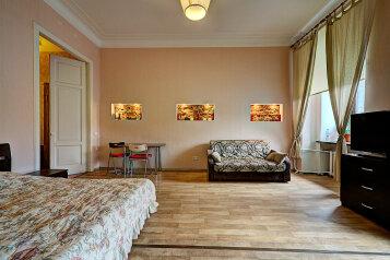 1-комн. квартира, 56 кв.м. на 4 человека, набережная реки Фонтанки, Центральный район, Санкт-Петербург - Фотография 4