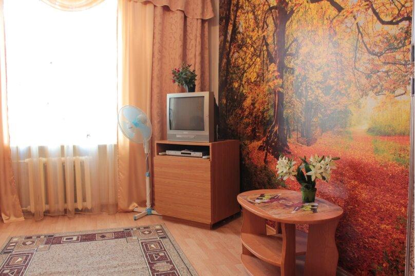 1-комн. квартира, 25 кв.м. на 3 человека, Военная улица, 7, Екатеринбург - Фотография 1