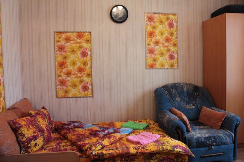 1-комн. квартира, 25 кв.м. на 3 человека, Военная улица, 7, Екатеринбург - Фотография 4