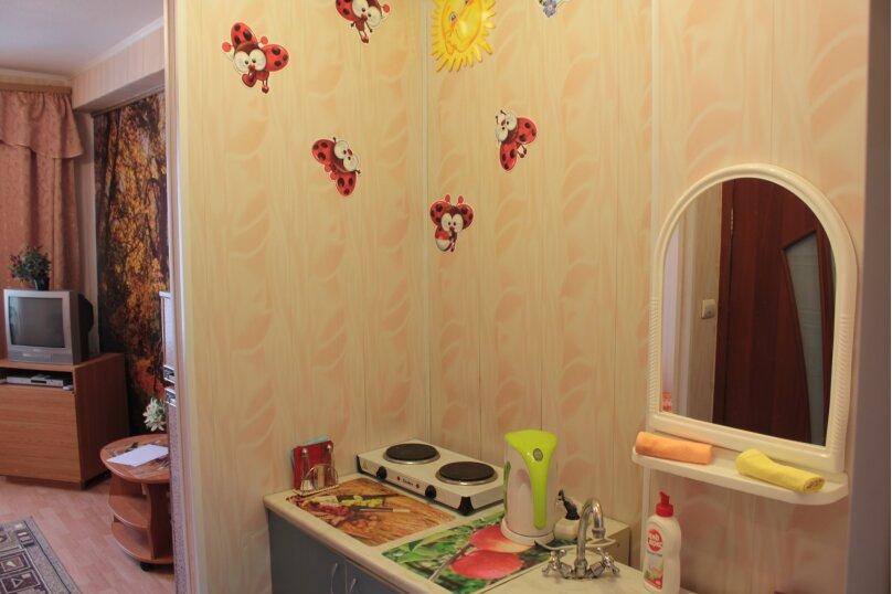 1-комн. квартира, 25 кв.м. на 3 человека, Военная улица, 7, Екатеринбург - Фотография 5