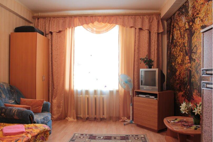 1-комн. квартира, 25 кв.м. на 3 человека, Военная улица, 7, Екатеринбург - Фотография 6
