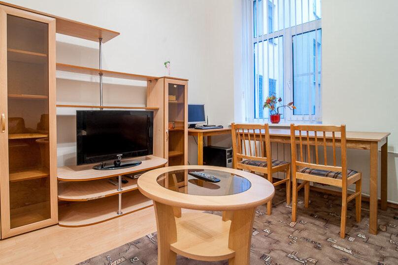 2-комн. квартира, 55 кв.м. на 5 человек, Пушкинская улица, 6, Санкт-Петербург - Фотография 3