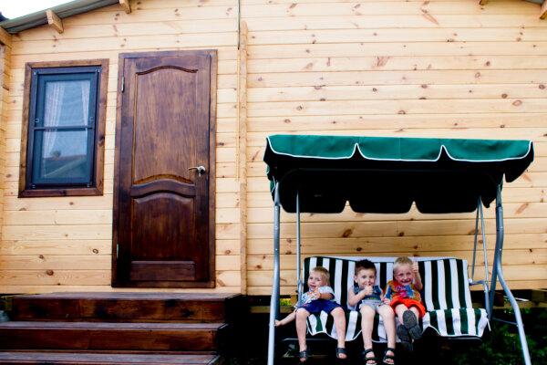Дача на море №1, 36 кв.м. на 5 человек, 2 спальни, Октябрьская улица, 1А, Витязево - Фотография 1