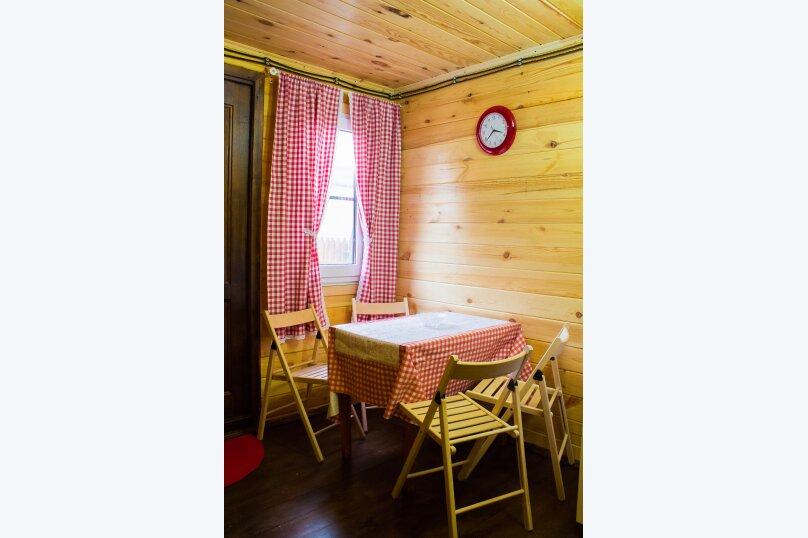 Дача на море №1, 36 кв.м. на 5 человек, 2 спальни, Октябрьская улица, 1А, Витязево - Фотография 5