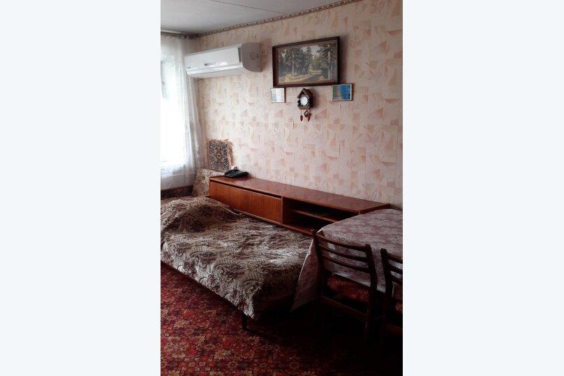 3-комн. квартира, 70 кв.м. на 6 человек, бульвар Старшинова, 10, Динамо, Феодосия - Фотография 5