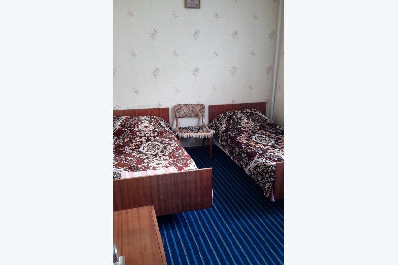 3-комн. квартира, 70 кв.м. на 6 человек, бульвар Старшинова, 10, Динамо, Феодосия - Фотография 6