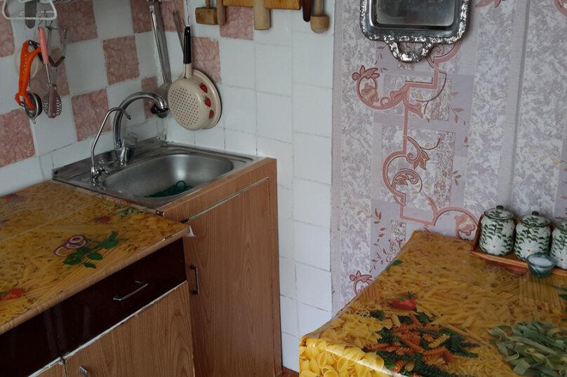 3-комн. квартира, 70 кв.м. на 6 человек, бульвар Старшинова, 10, Динамо, Феодосия - Фотография 13