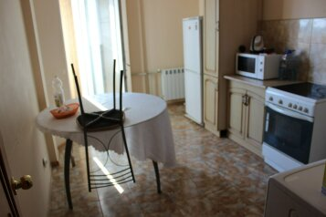 2-комн. квартира, 80 кв.м. на 6 человек, Почтовая улица, Центральный округ, Курск - Фотография 4