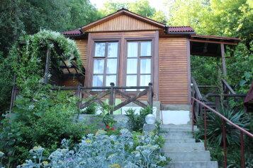 Уютный домик среди зелени, 18 кв.м. на 3 человека, 1 спальня, улица Ленина, Алупка - Фотография 1
