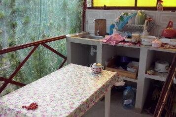 Дачный дом для летнего отдыха, 15 кв.м. на 3 человека, 1 спальня, Садовая, 39, поселок Орджоникидзе, Феодосия - Фотография 3