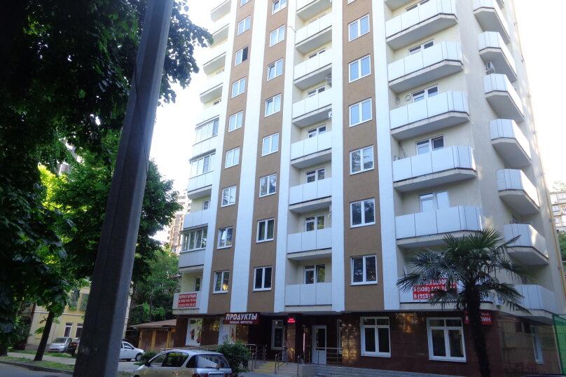 1-комн. квартира, 30 кв.м. на 3 человека, Красноармейская улица, 7, Сочи - Фотография 16