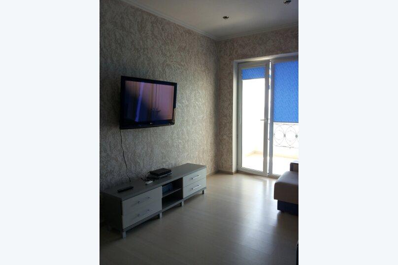 1-комн. квартира, 36 кв.м. на 3 человека, улица Авиаторов, 1Г, Кача - Фотография 4