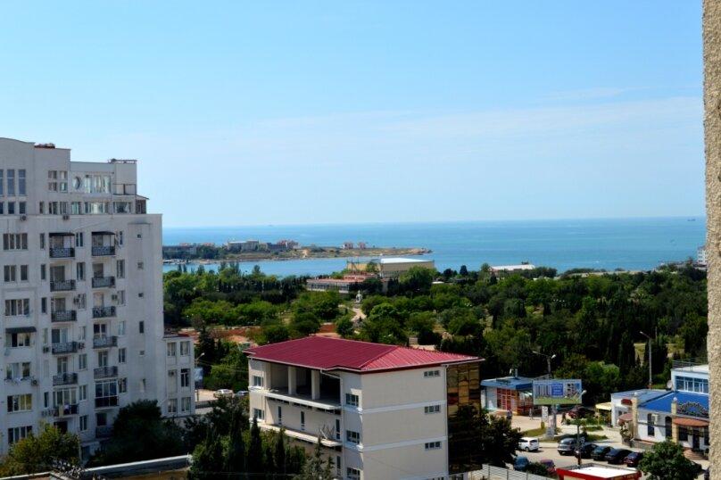 1-комн. квартира, 40 кв.м. на 3 человека, улица Адмирала Фадеева, 1, Севастополь - Фотография 3