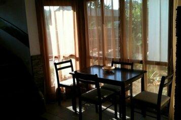 Деревянный коттедж 1 на 5 человек, 1 спальня, Чайка-3, 4, посёлок Орловка, Севастополь - Фотография 2