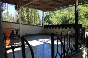 Двухкомнатный дом 5мин,до моря с личной площадкой  для отдыха,мангал, комнаты смежные., 60 кв.м. на 5 человек, 2 спальни, Красномаякская улица, 1А, Симеиз - Фотография 1