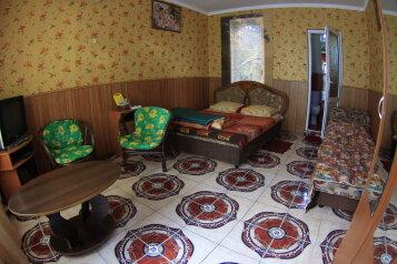 Уютны 1-комнат. люкс 5мин.доморя с отдельным входом и балконом ., 26 кв.м. на 3 человека, 1 спальня, Красномаякская улица, 1А, Симеиз - Фотография 1