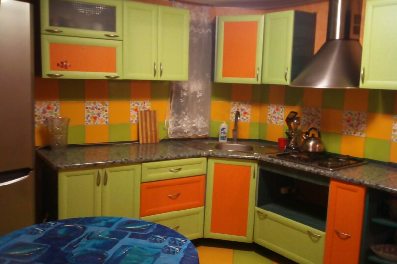 Сдам дом в Гурзуфе, 65 кв.м. на 6 человек, 3 спальни, Ленинградская улица, 28, Гурзуф - Фотография 8