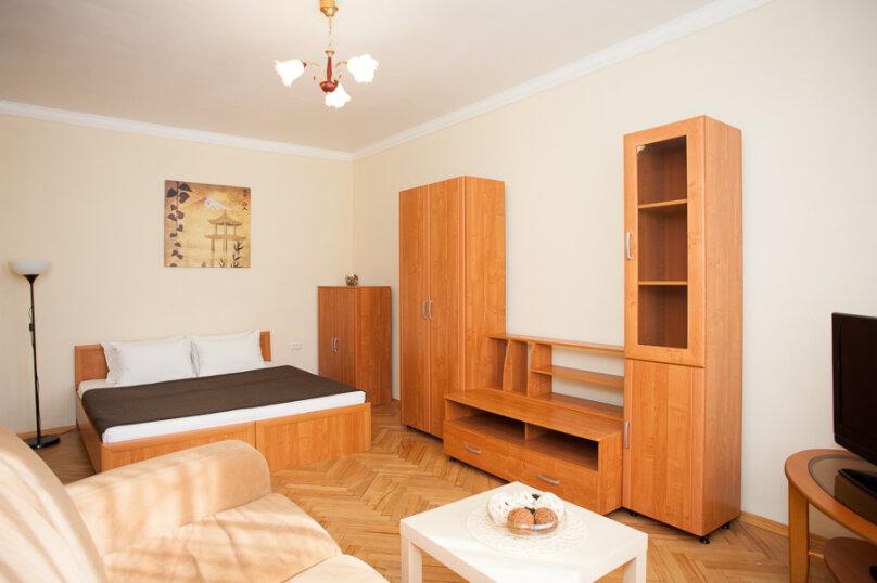 1-комн. квартира, 35 кв.м. на 4 человека, Скаковая улица, 4к2, метро Белорусская, Москва - Фотография 6