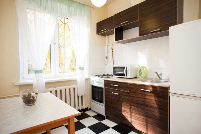 1-комн. квартира, 35 кв.м. на 4 человека, Скаковая улица, 4к2, метро Белорусская, Москва - Фотография 9