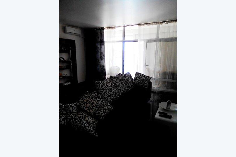 2-комн. квартира, 73 кв.м. на 5 человек, Севастопольская зона ЮБК, бухта Ласпи, Форос, 20А, Форос - Фотография 2