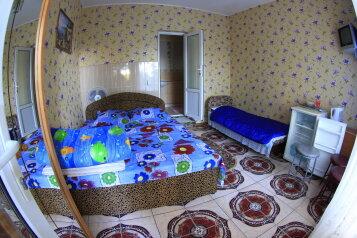 Уютный 1 -комнатный 5мин,доморя  с балконом и двором по номерам, 27 кв.м. на 3 человека, 1 спальня, Красномаякская улица, 1А, Симеиз - Фотография 3