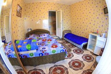 Уютный 1 -комнатный 5мин,доморя  с балконом и двором по номерам, 27 кв.м. на 3 человека, 1 спальня, Красномаякская улица, 1А, Симеиз - Фотография 4