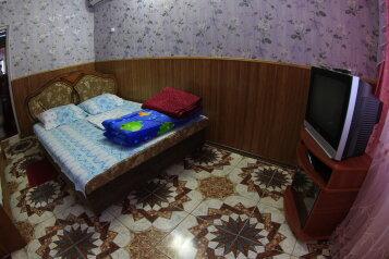 7-10 мин, до моря, однокомнатный номер с балконом, 24 кв.м. на 3 человека, 1 спальня, Красномаякская улица, 1А, Симеиз - Фотография 3