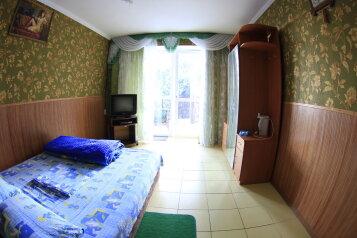Уютный видовой  номер на 2 -их, 5 мин,до моря с видом на море, 30 кв.м. на 2 человека, 1 спальня, Красномаякская улица, 1а, Симеиз - Фотография 4
