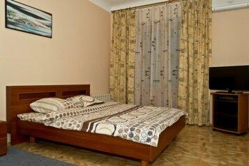 1-комн. квартира, 50 кв.м. на 5 человек, улица Пермякова, 76к2, Восточный район, Тюмень - Фотография 1